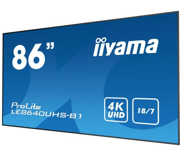 iiyama LE8640UHS LFD - 443967 - zdjęcie 3