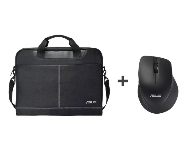"ASUS Nereus Carry Bag 16"" + WT465 czarny - 481979 - zdjęcie"