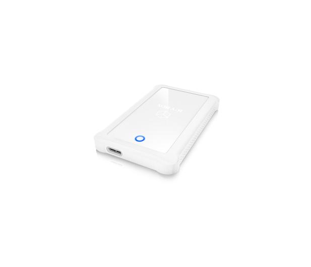 """ICY BOX Obudowa do dysku 2.5"""" (USB 3.0, biały)  - 444688 - zdjęcie 2"""