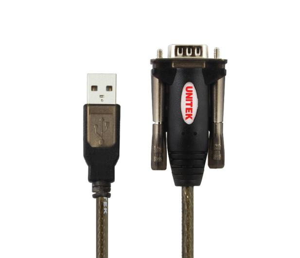 Unitek Adapter USB - RS-232, DB25M - 444916 - zdjęcie 2