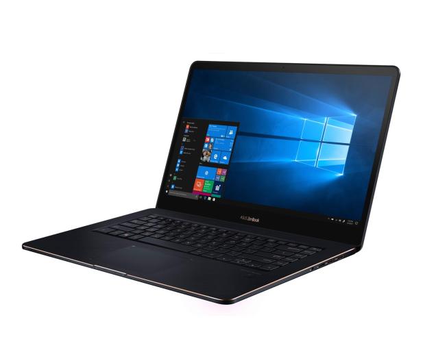 ASUS ZenBook Pro UX550GE i7-8750H/16GB/512PCIe/Win10P  - 497679 - zdjęcie 3