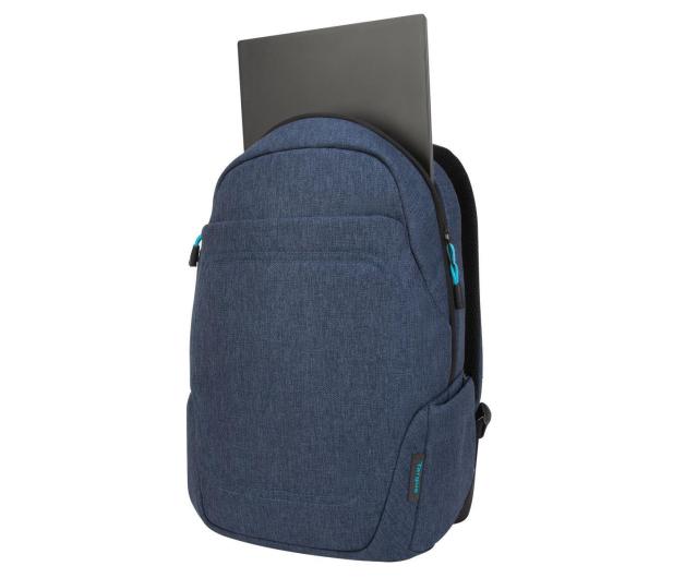 """Targus Groove X2 Compact Backpack MacBook 15"""" Navy - 442912 - zdjęcie 6"""