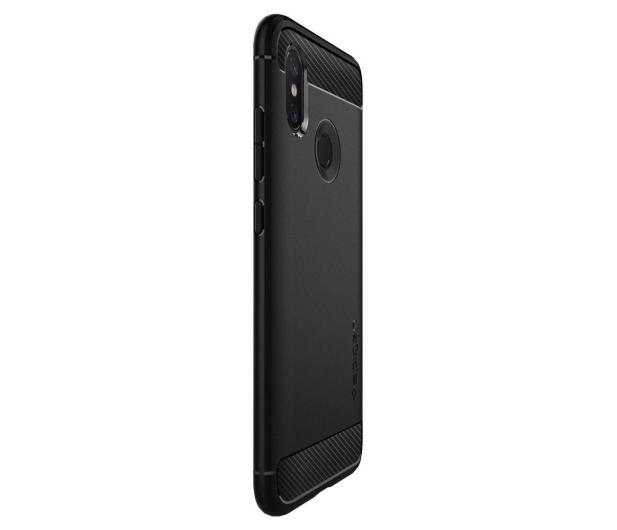 Spigen Rugged Armor do Xiaomi MI 8 Black - 445141 - zdjęcie 3