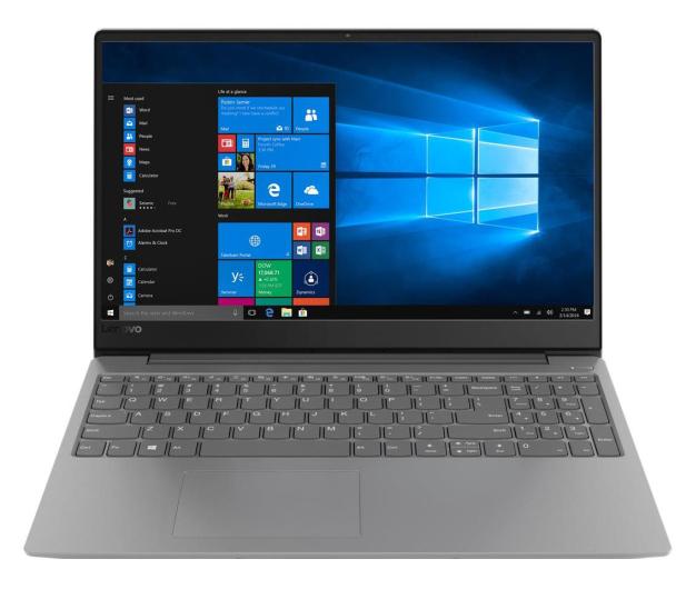 Lenovo Ideapad 330s-15 Ryzen 5/8GB/240/Win10 Szary  - 445100 - zdjęcie 3