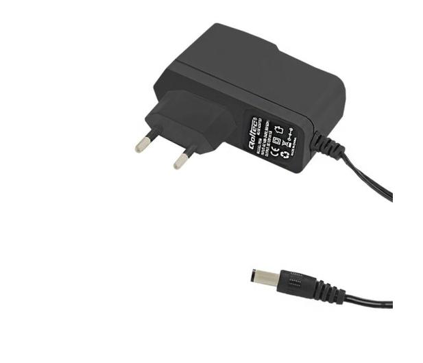 Qoltec Zasilacz sieciowy 10.5W (5V 2.1A 5.5*2.5, 1.5m) - 441200 - zdjęcie