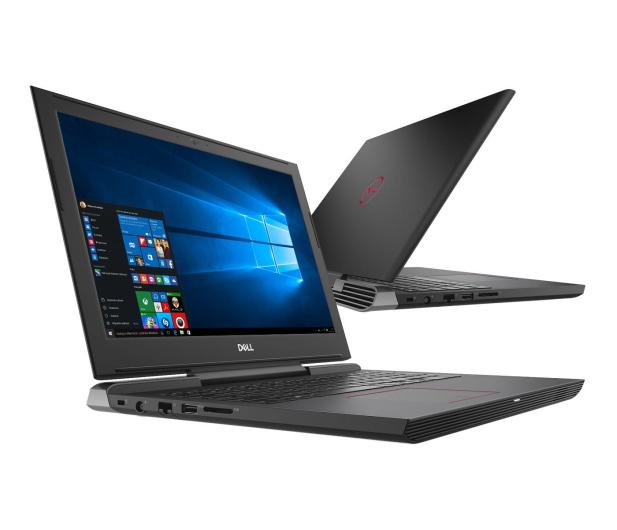 Dell Inspiron G5 i5-8300H/8GB/128+1000/Win10 GTX1050Ti - 429487 - zdjęcie