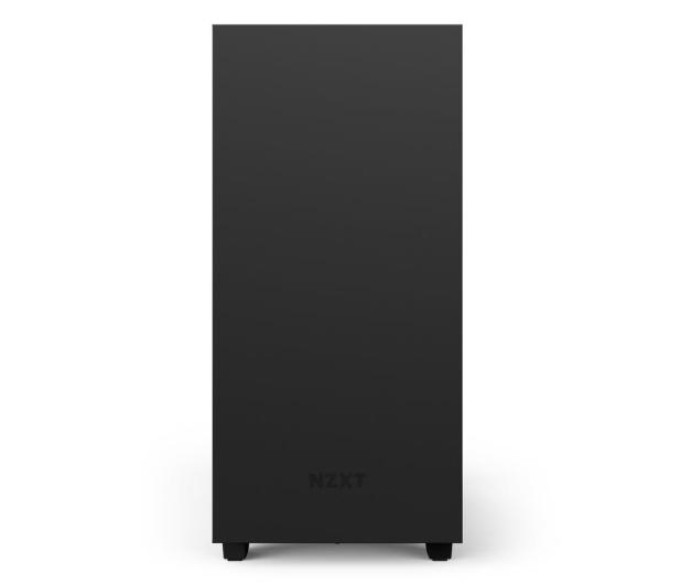 NZXT H500 matowa czarna - 442365 - zdjęcie 3