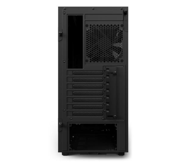 NZXT H500 matowa czarna - 442365 - zdjęcie 8