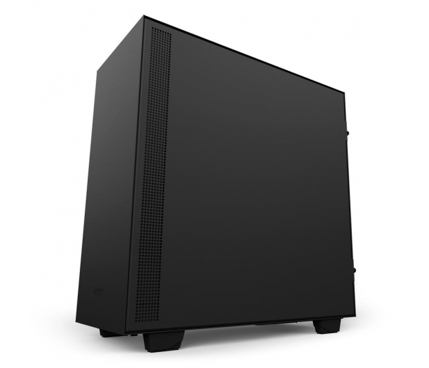NZXT H500 matowa czarna - 442365 - zdjęcie 4