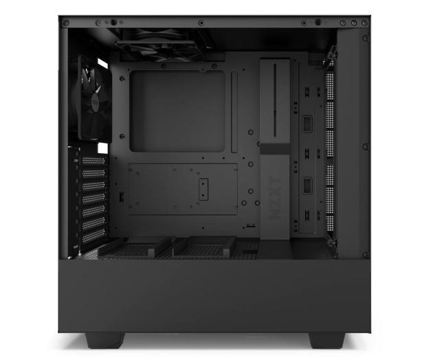 NZXT H500 matowa czarna - 442365 - zdjęcie 7