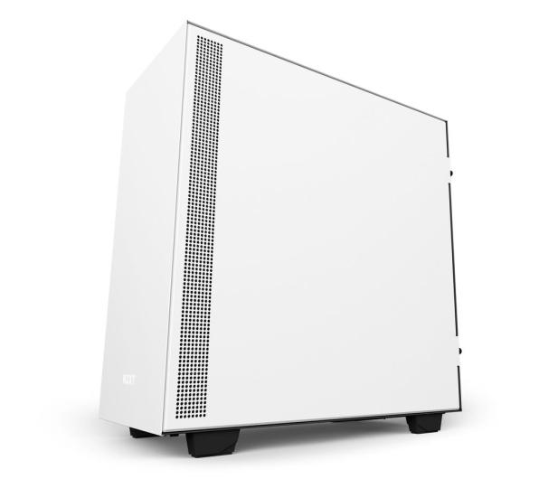 NZXT H500 matowa biała - 442367 - zdjęcie 4