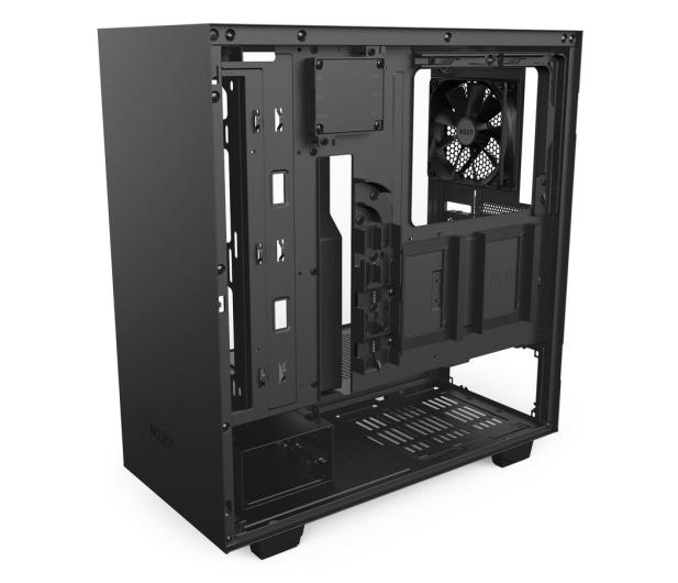 NZXT H500i matowa czarna - 442358 - zdjęcie 8