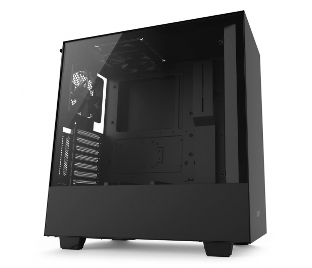 NZXT H500i matowa czarna - 442358 - zdjęcie 2