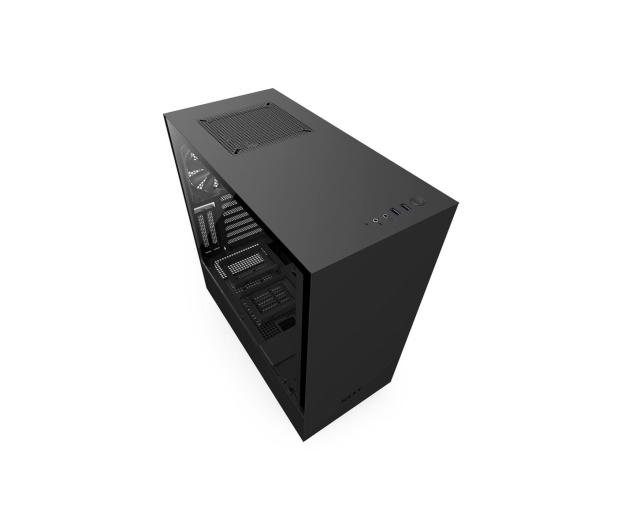 NZXT H500i matowa czarna - 442358 - zdjęcie