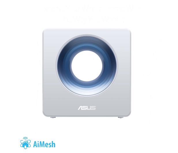 ASUS Blue Cave (2600Mb/s a/b/g/n/ac, USB) - 410799 - zdjęcie
