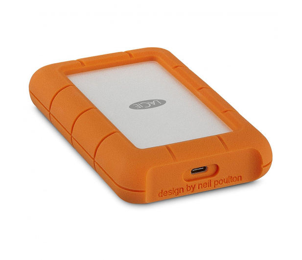 LaCie Rugged 4TB USB-C - 442211 - zdjęcie 4
