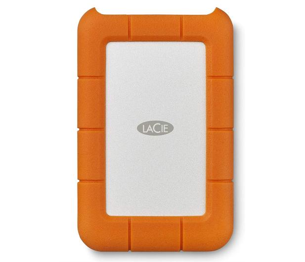 LaCie Rugged 4TB USB-C - 442211 - zdjęcie