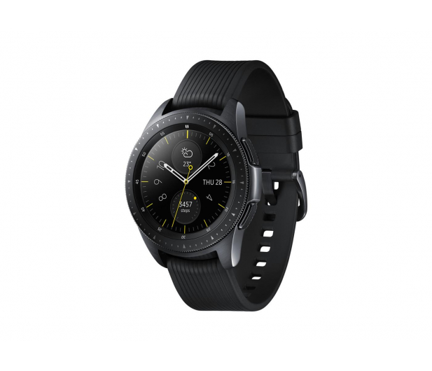 Samsung Galaxy Watch R810 42mm Black - 444857 - zdjęcie