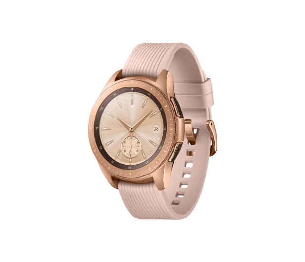 Samsung Galaxy Watch R810 42mm Rose Gold  - 444855 - zdjęcie