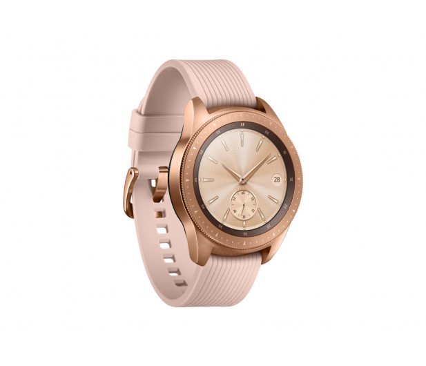 Samsung Galaxy Watch R810 42mm Rose Gold  - 444855 - zdjęcie 3