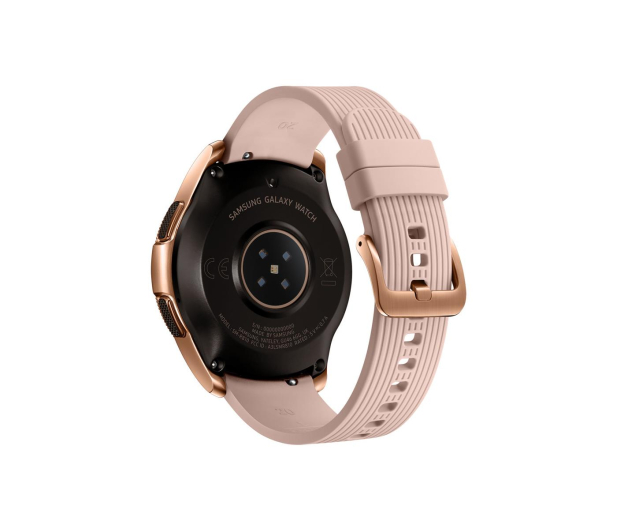 Samsung Galaxy Watch R810 42mm Rose Gold  - 444855 - zdjęcie 4