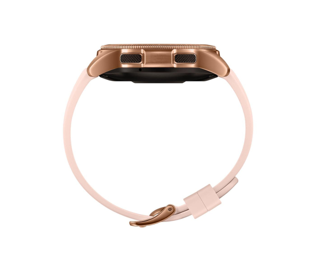 Samsung Galaxy Watch R810 42mm Rose Gold  - 444855 - zdjęcie 5
