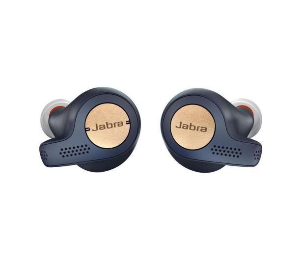 Jabra Elite Active 65t miedziano - niebieskie - 441829 - zdjęcie 2