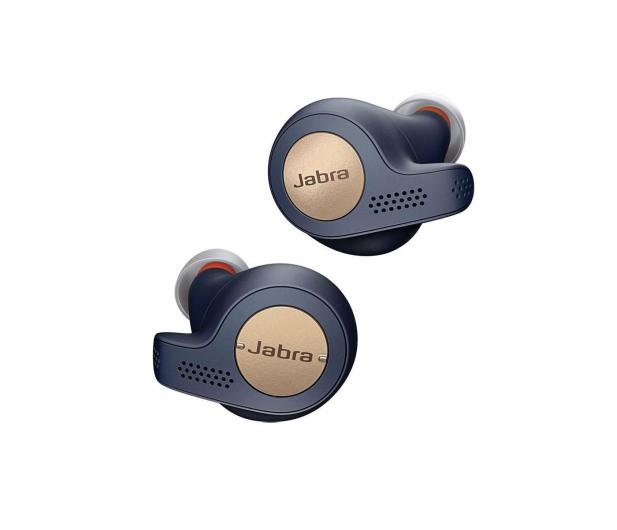 Jabra Elite Active 65t miedziano - niebieskie - 441829 - zdjęcie