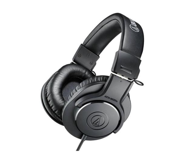 Audio-Technica ATH-M20X Czarny - 413149 - zdjęcie