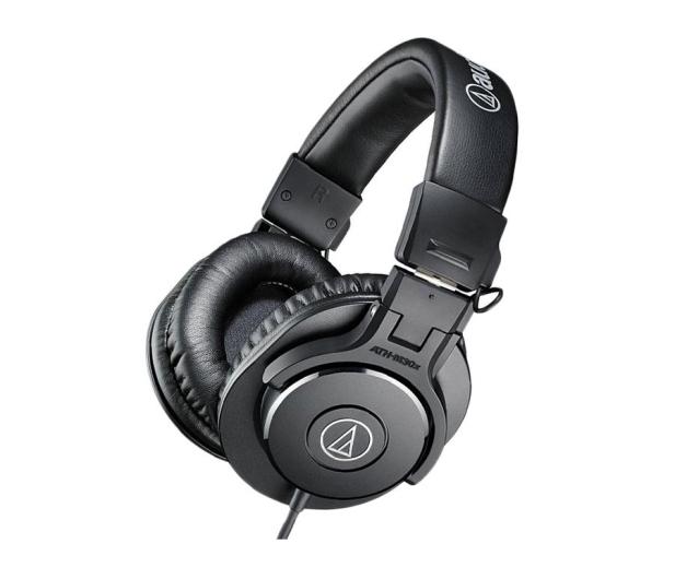 Audio-Technica ATH-M30X Czarny - 413148 - zdjęcie
