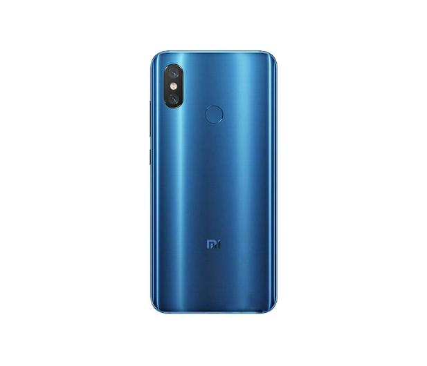 Xiaomi Mi 8 6/64GB Blue - 445642 - zdjęcie 3