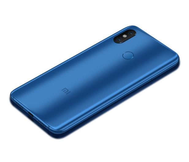 Xiaomi Mi 8 6/64GB Blue - 445642 - zdjęcie 6