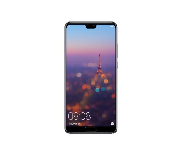 Huawei P20 Dual SIM 64GB Purpurowy - 441957 - zdjęcie 3