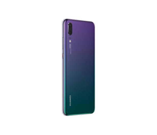 Huawei P20 Dual SIM 64GB Purpurowy - 441957 - zdjęcie 6