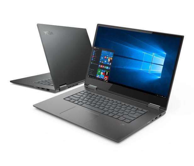 Lenovo YOGA 730-15 i5-8250U/8GB/256/Win10 GTX1050 Szary - 445077 - zdjęcie