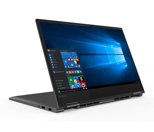 Lenovo YOGA 730-15 i5-8250U/8GB/256/Win10 GTX1050 Szary - 445077 - zdjęcie 4