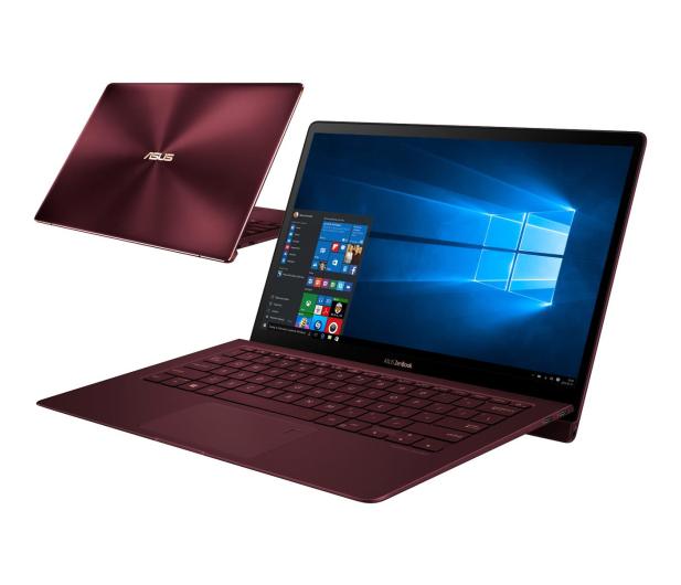 ASUS ZenBook S UX391UA i5-8250U/8GB/512PCIe/Win10 - 445283 - zdjęcie