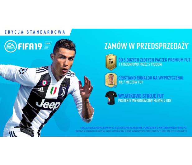 Sony Playstation 4 PRO 1TB + FIFA 19 - 436881 - zdjęcie 8