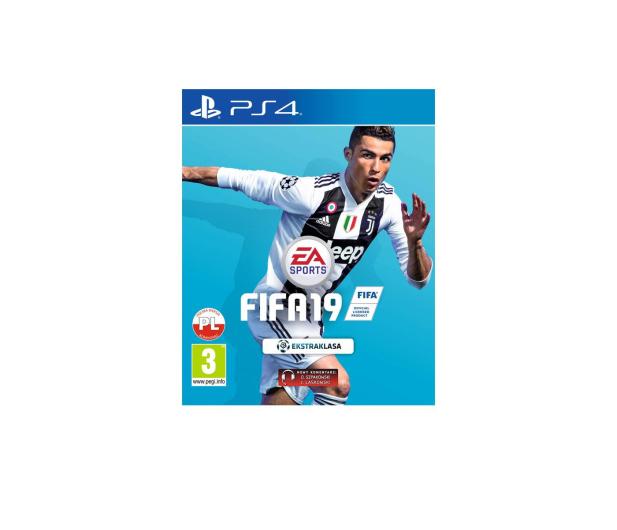 Sony PlayStation 4 Slim 1TB + FIFA 19 - 436879 - zdjęcie 6