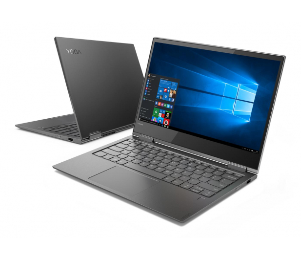 Lenovo Yoga 730-13 i7-8550U/8GB/512/Win10 Szary - 468784 - zdjęcie