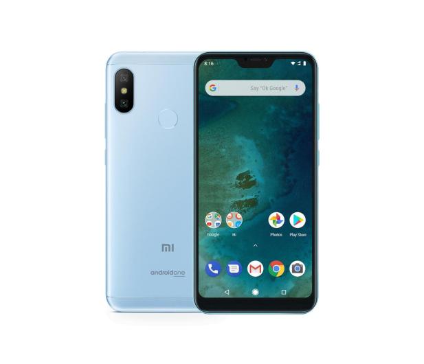 Xiaomi Mi A2 Lite 3/32GB Blue - 437481 - zdjęcie