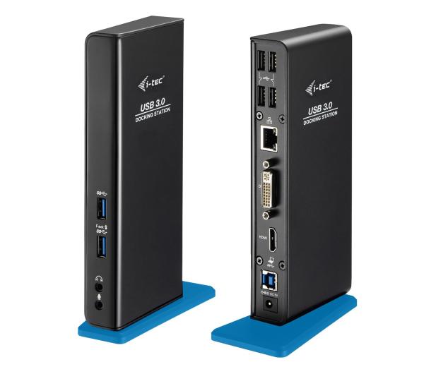 i-tec USB 3.0 Dual Full HD+, Zasilanie USB BC 1.2 - 446042 - zdjęcie