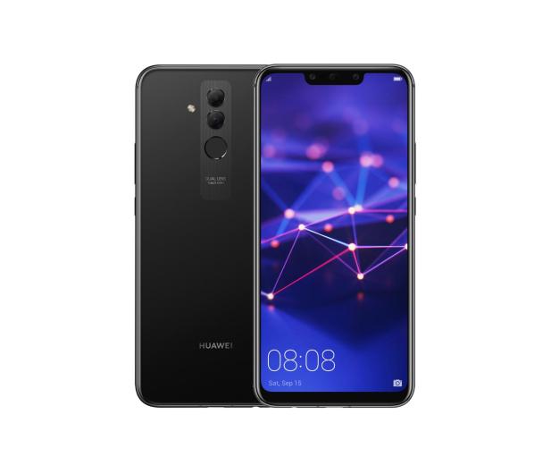 Huawei Mate 20 Lite Dual SIM czarny  - 442469 - zdjęcie