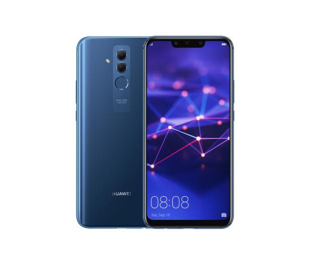 Huawei Mate 20 Lite Dual SIM niebieski - 442470 - zdjęcie