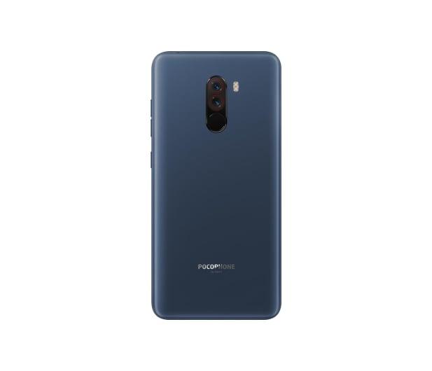 Xiaomi Pocophone F1 6/128 GB Steel Blue  - 446184 - zdjęcie 3