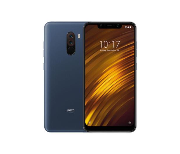 Xiaomi Pocophone F1 6/128 GB Steel Blue  - 446184 - zdjęcie