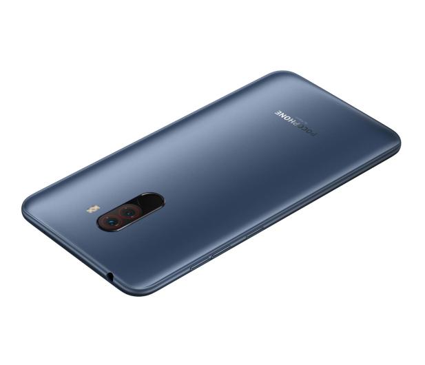 Xiaomi Pocophone F1 6/128 GB Steel Blue  - 446184 - zdjęcie 6