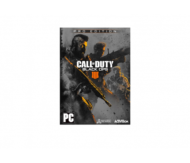 CENEGA Call of Duty: Black Ops 4 Pro Edition - 445693 - zdjęcie