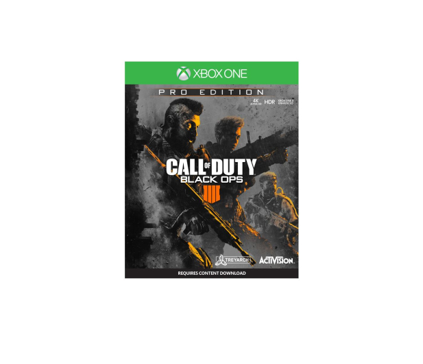CENEGA Call of Duty: Black Ops 4 Pro Edition - 445696 - zdjęcie