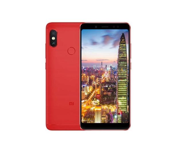 Xiaomi Redmi Note 5 3/32GB Red - 446300 - zdjęcie